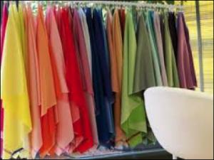 Estos son los pañuelos que se usan en un estudio de color