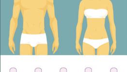El estudio morfológico te dirá cual es tu tipo de silueta