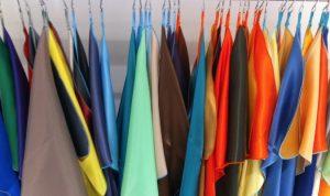Estudio de color con pañuelos de un personal shopper